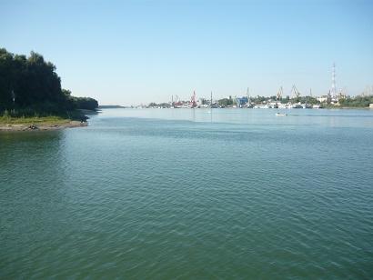 Dunărea la Braila