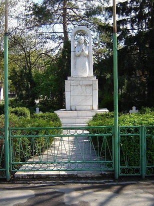 Faurei, monumentul eroilor
