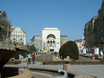 Timișoara, opera