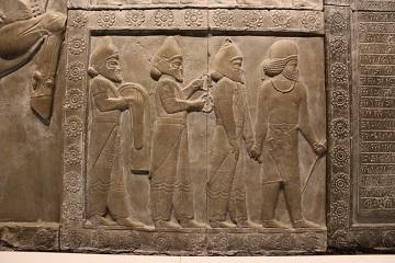 assyria mesopotamia