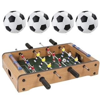 carosel mini joc de fotbal